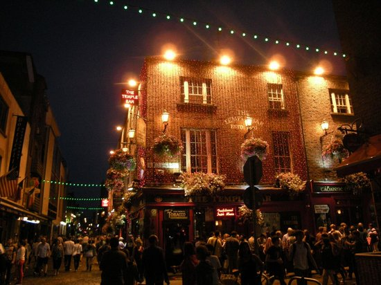 Dublin, Ireland: The Temple Bar