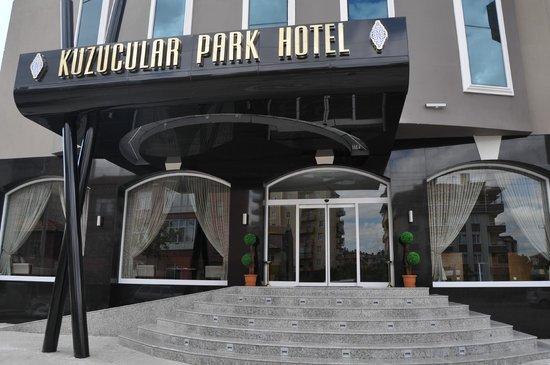 Kuzucular Park Hotel: Giriş