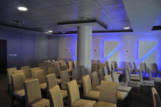 Kuzucular Park Hotel: Konferans