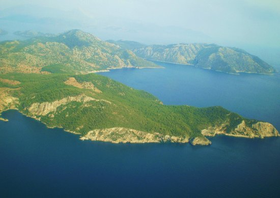 Улетаем из Мармариса((( - Изображение Marmaris Mountains ...