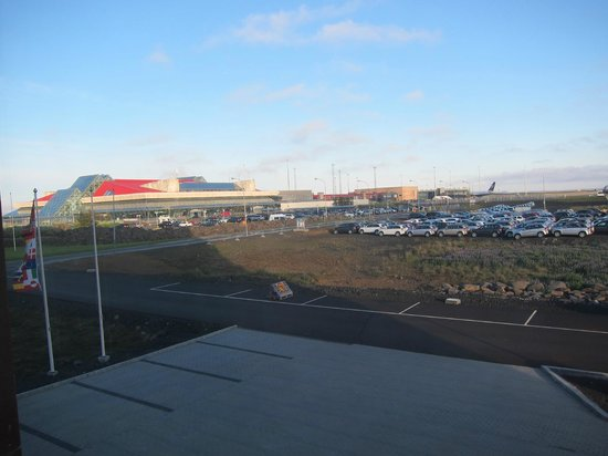 Airport Hotel Aurora Star: View
