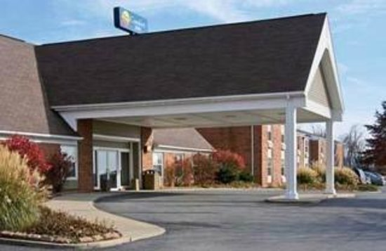 Quality Inn: Hotel