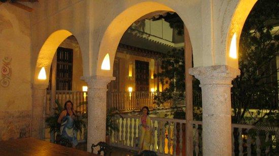 Casa Pombo: sector comedor amplio y excelente vista