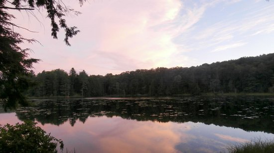 Half Moon State Park: Sunset