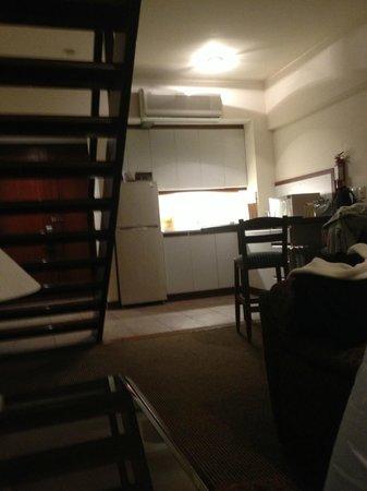 Thunderbird Hotels Fiesta Hotel & Casino: Habitación primer piso