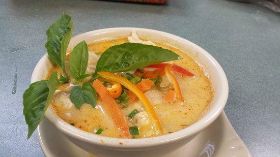 Carlisle Thai cuisine : Coconut Soup
