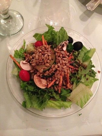 Latitude 28 02: Salad