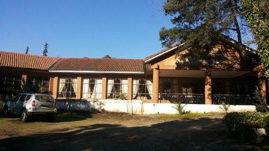 Colbun, Chile: Exterior