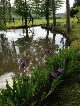 Moulin des Chennevieres : Serenity in Spring