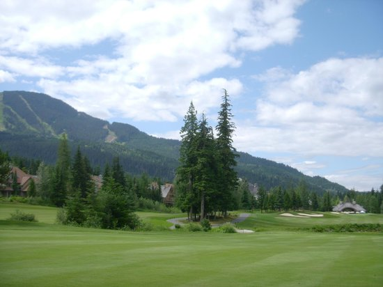 Fairmont Chateau Whistler Golf Club : Finally - the end!