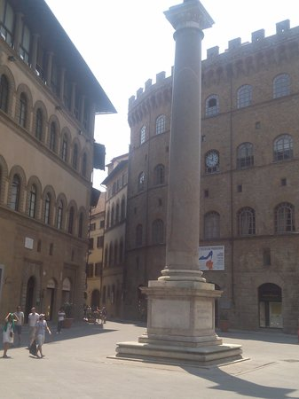 Entry picture of nh collection firenze porta rossa - Porta rossa firenze ...