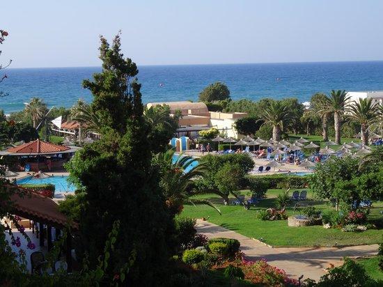 Anissa Beach Hotel: vue générale