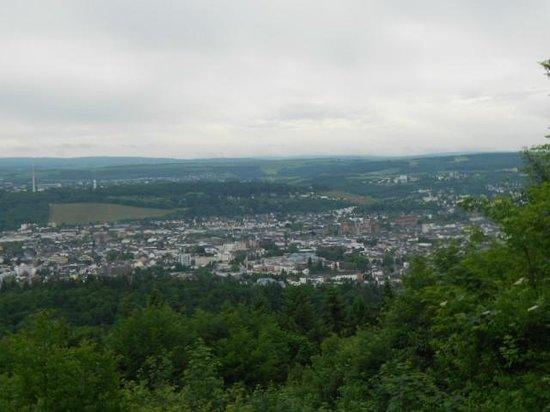 Berghotel Kockelsberg: View from room