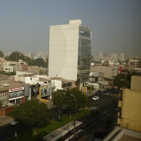 Miraflores Suites Centro: View from the lounge area