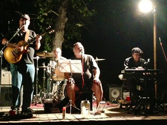 Perry's RV Park and Campground: Even Great music at Perry's
