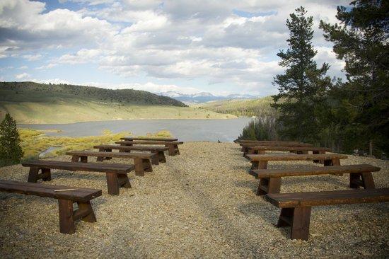 C Lazy U Ranch: Woodsie Overlook (courtesy Brittnemeth photography)
