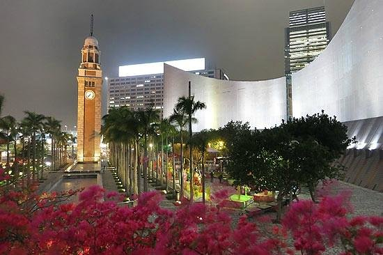 Former Kowloon-Canton Railway Clock Tower : 時計塔