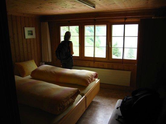 Berggasthaus Bollenwees: Bollenwees room