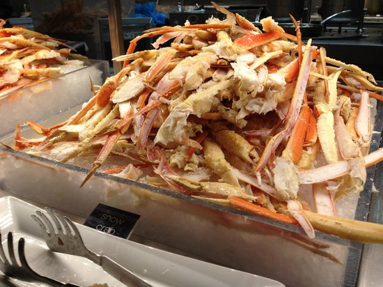 Pizza - Picture of Bacchanal Buffet, Las Vegas - TripAdvisor