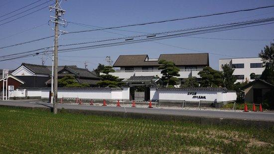 Mikawa Glass Museum: 三河工芸ガラス美術館