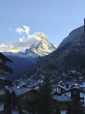 Christiania Mountain & Spa: Majistic Matterhorn Mont