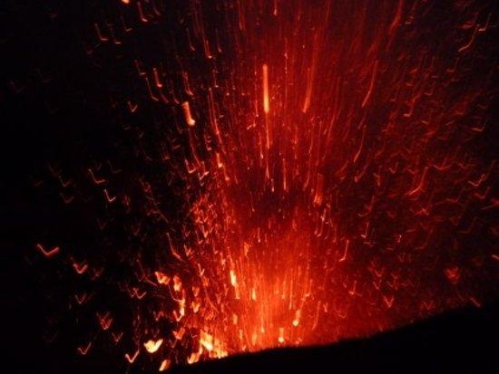 Tanna Island Vanuatu  city photo : Mount Yasur: Volcano Tanna Island Vanuatu