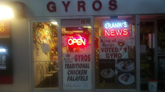 King of Kings Gyros