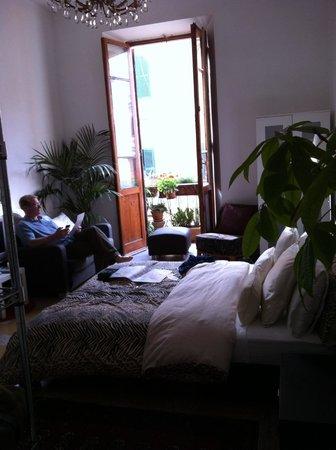 Frank's House: room