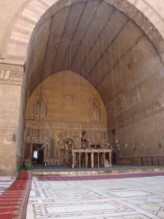 Mosque and Madrasa of Sultan Hassan : Sultan Hassan 1