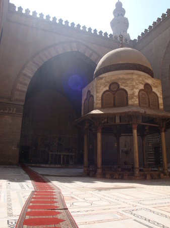 Mosque and Madrasa of Sultan Hassan : Sultan Hassan 2