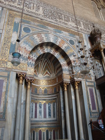 Mosque and Madrasa of Sultan Hassan : Sultan Hassan 3