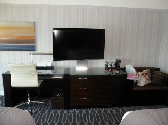 Manchester Grand Hyatt San Diego: suite double