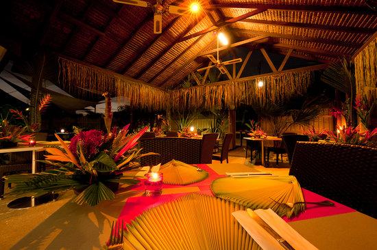 Restaurant 1606 at Village de Santo Resort : Fine dining every night from  6.30pm