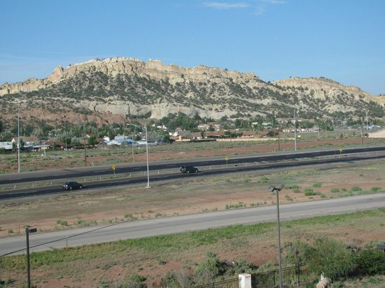Holiday Inn Express & Suites Gallup East: Stunning morning view!
