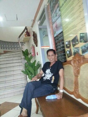 Sampaguita Tourist Inn: lobby Sampaguita Inn