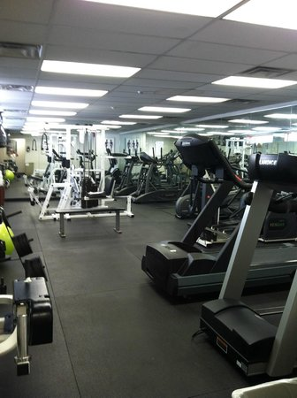 The Woodlands Resort, An Ascend Collection Hotel: gym