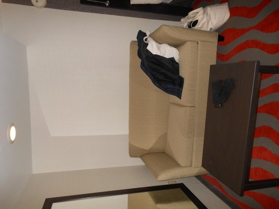 Holiday Inn Express & Suites Pittsburgh-South Side: Seating Area