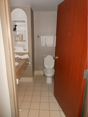 Holiday Inn Express & Suites Pittsburgh-South Side: Bath