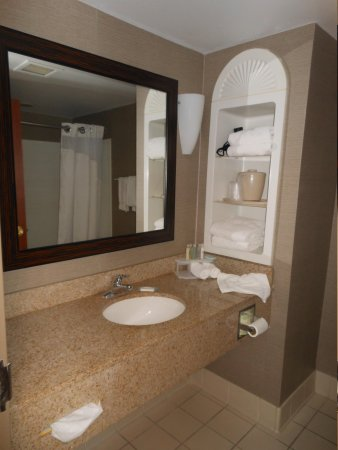 Holiday Inn Express & Suites Pittsburgh-South Side : Bath