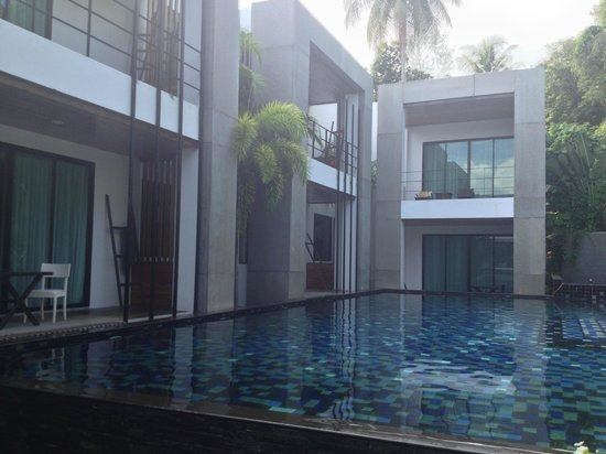 Idyllic Concept Resort: Pool area