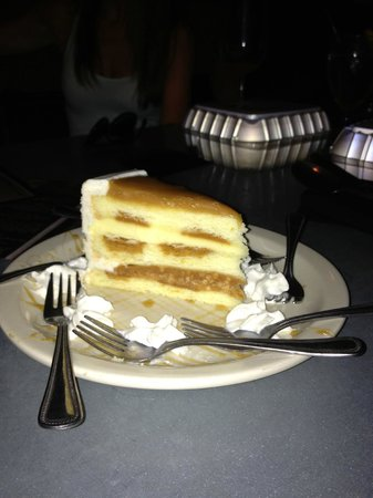 The French Market and Tavern: dessert