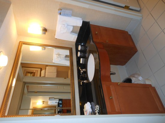 Homewood Suites by Hilton Toledo-Maumee : Bath