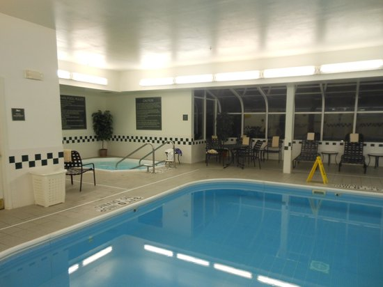 Homewood Suites by Hilton Toledo-Maumee : Pool