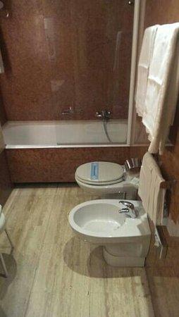 Antares Hotel Accademia: bbathroom