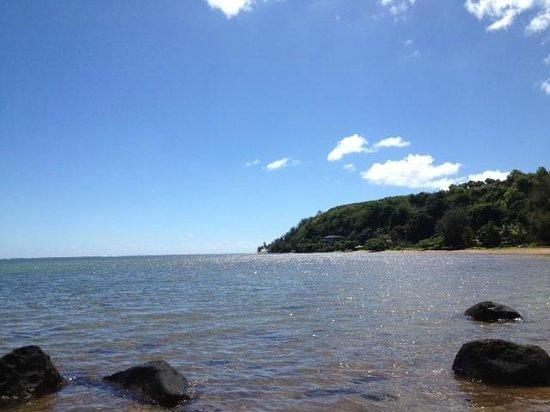 Westin Princeville Ocean Resort Villas: Secret beach