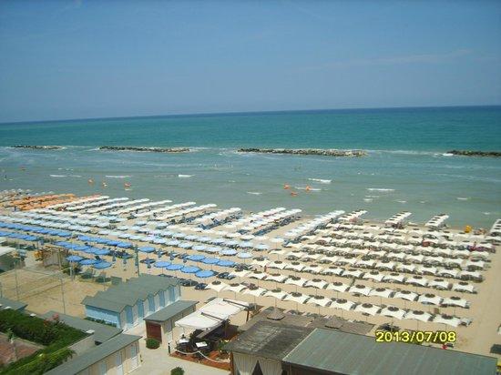 Hotel Baltic : vista mare..che spettacolo
