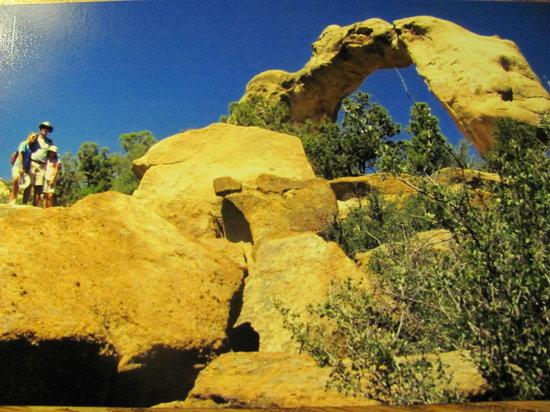 Aztec Sandstone Arches