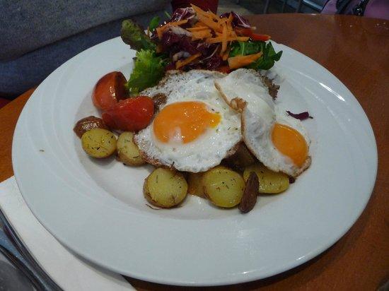 Preysinggarten: Eggs and Potatoes