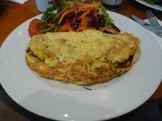 Preysinggarten: Omelette