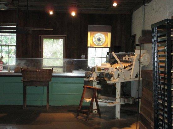 Julius Sturgis Pretzel Bakery: Equipment